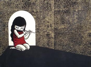 The Flute Girl 2